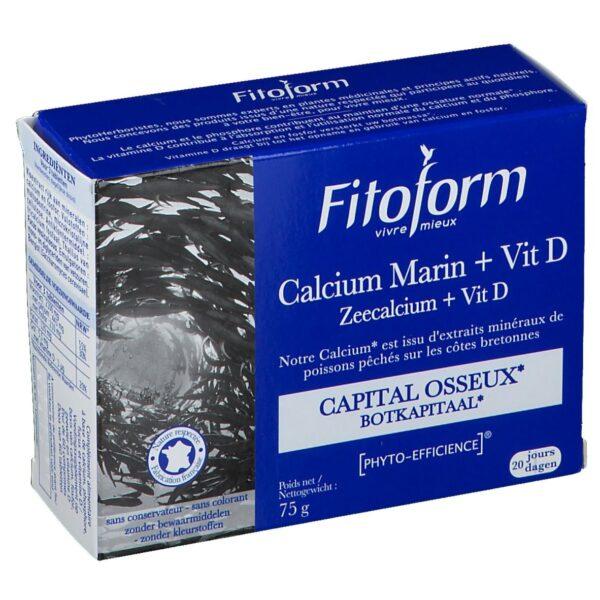 FITOFORM® Calcium Marin + Vit D