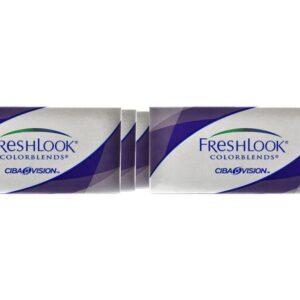 Fresh Look Colorblends 6 x 2 farbige Monatslinsen
