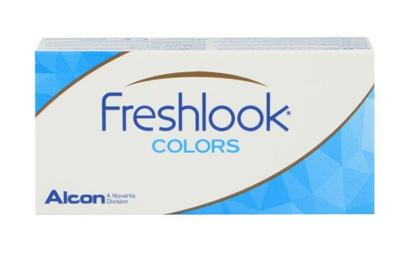 Fresh Look Colors 6 x 2 farbige Monatslinsen