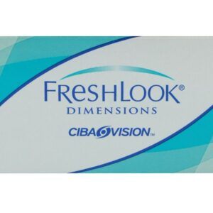 Fresh Look Dimensions 6 farbige Monatslinsen