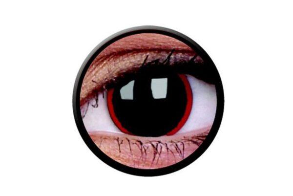 Funny Lens 2 Motiv-Drei-Monatslinsen Hell Raiser