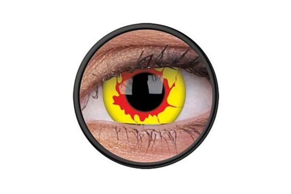 Funny Lens 2 Motiv-Tageslinsen Reignfire