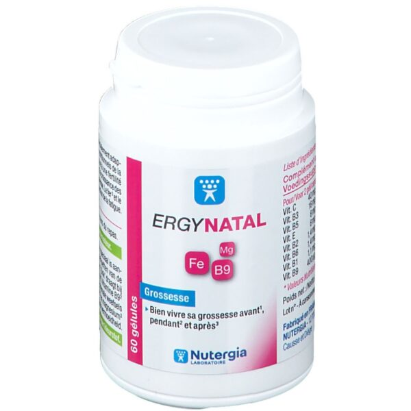 Laboratorien Nutergia ERGYNATAL