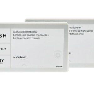 Lensy Monthly Fresh Spheric 2 x 6 Monatslinsen