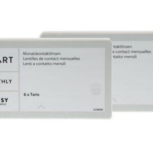 Lensy Monthly Smart Toric 2 x 6 Monatslinsen