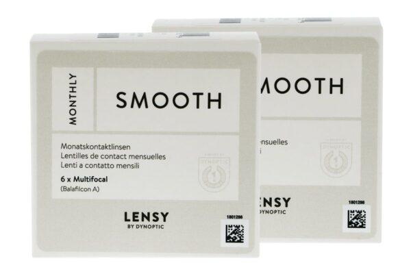 Lensy Monthly Smooth Multifocal 2 x 6 Monatslinsen