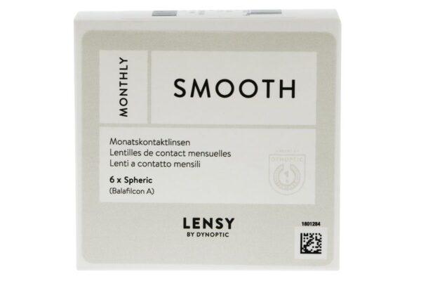Lensy Monthly Smooth Spheric 6 Monatslinsen