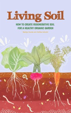 Living Soil: How To Create Regenerative Soil For A Healthy Organic Garden (eBook, ePUB)