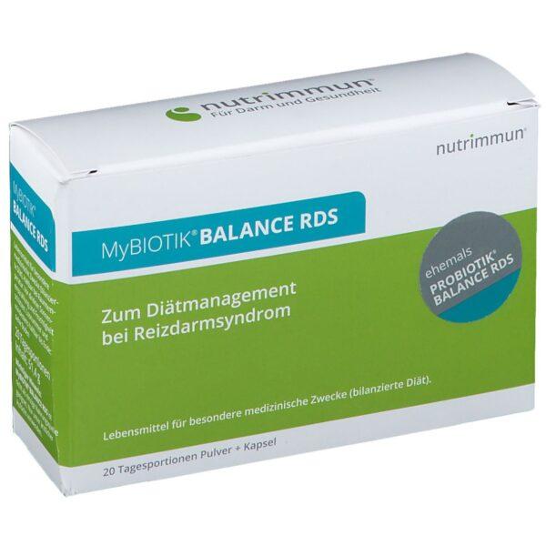 MyBIOTIK® BALANCE RDS