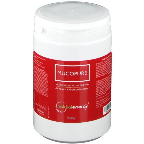 Natural Energy Mucopure
