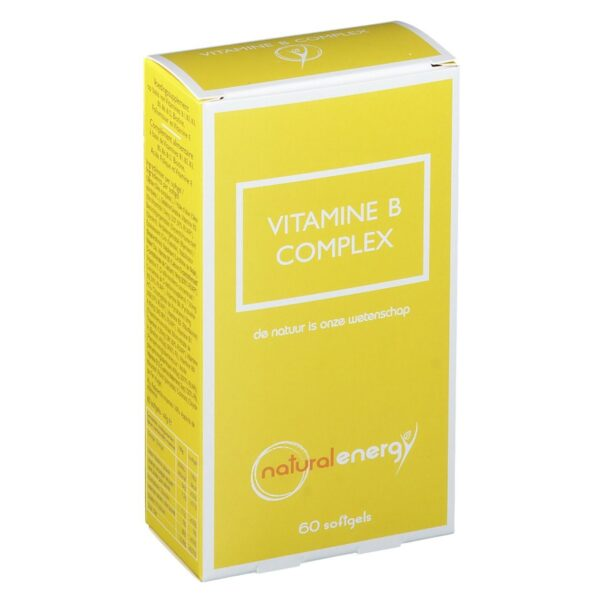 Natural Energy Vitamine B Complex