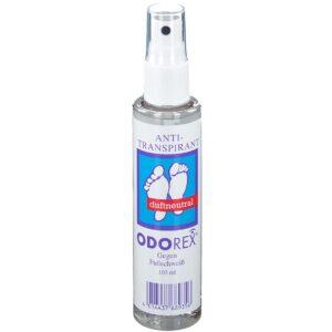 ODOREX® gegen Fußschweiss