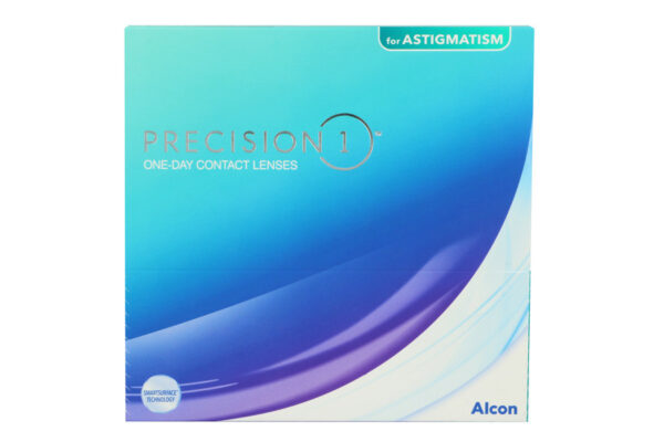 Precision 1 for Astigmatism 90 Tageslinsen