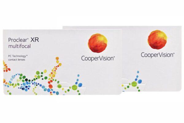 Proclear Multifocal XR 2 x 6 Monatslinsen