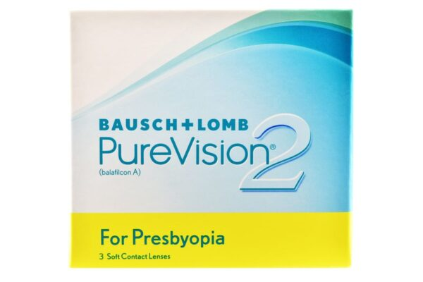 Pure Vision 2 For Presbyopia 3 Monatslinsen