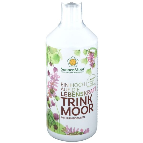 SonnenMoor® Trink Moor