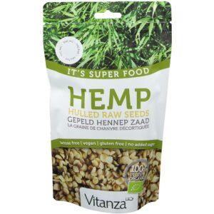 Vitanza HQ Superfood HEMP Graine de chanvre décortiquée