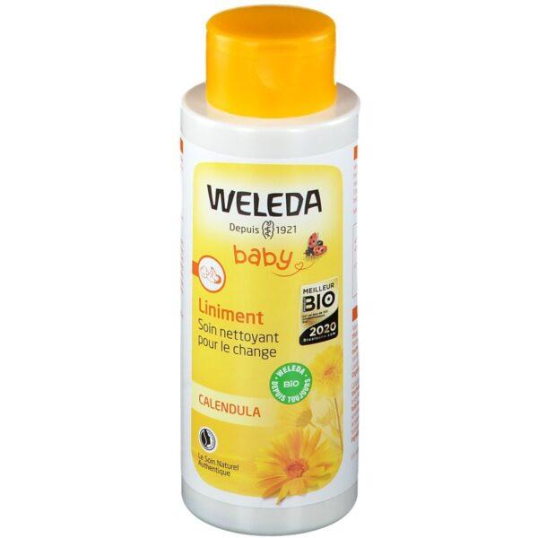 WELEDA Baby-Liniment Ringelblumen-Reinigungspflege