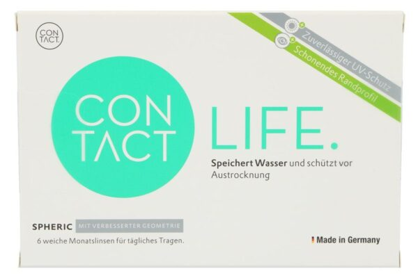 Wöhlk Contact Life 6 Monatslinsen