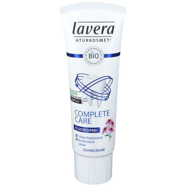 lavera Complete Care Dentifrice sans fluorure
