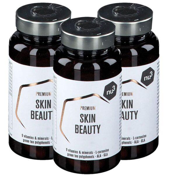 nu3 Premium Skin Beauty Dreierpack