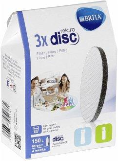 Brita MicroDisc Nachfüll Pack 3