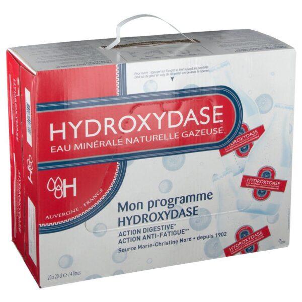 Hydroxidase Natürliches Mineralwasser mit Kohlensäure