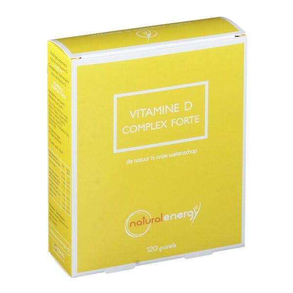 Natural Energy Vitamine D Complex Forte