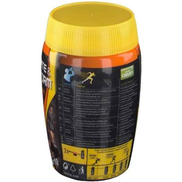 isostar® Hydrate & Perform Sport Drink Orange