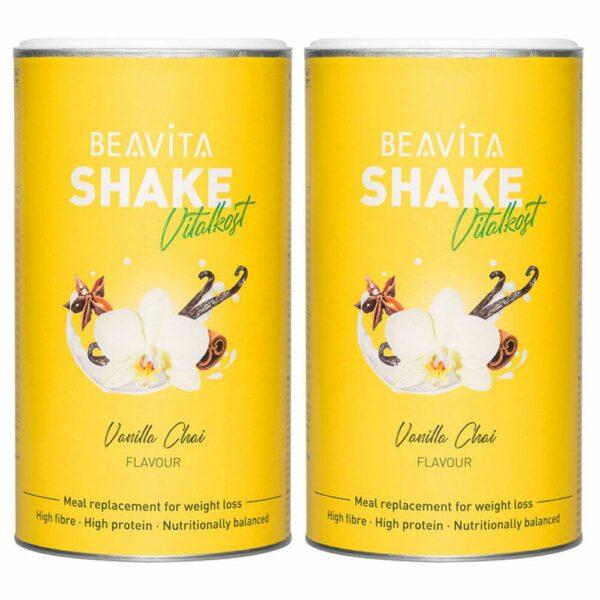 BEAVITA Vitalkost Plus, Vanilla Chai