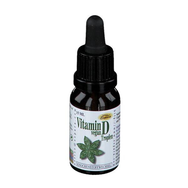 Vitamin D vegan Tropfen