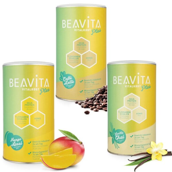 BEAVITA 2 Wochen Diät-Paket Mix