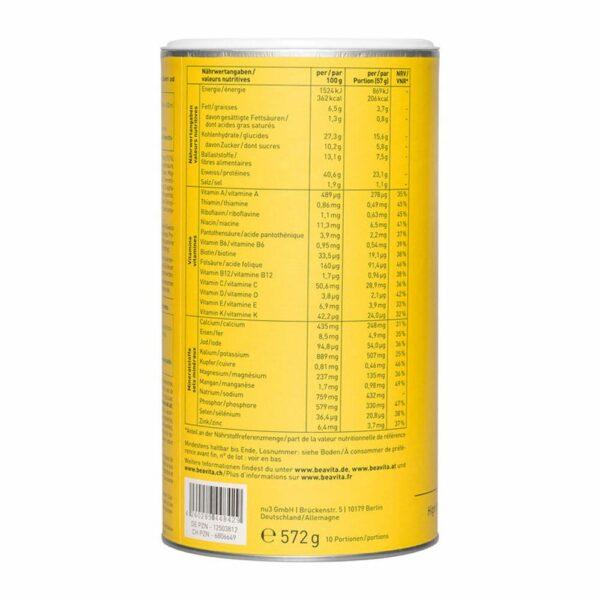 BEAVITA 2 Wochen Diät-Paket Vanilla Chai