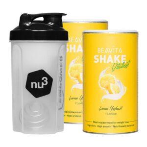 BEAVITA 7-Tage-Diät-Starterpaket Zitrone-Joghurt