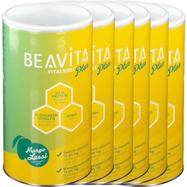 BEAVITA Profi Diät-Paket Mango Lassi