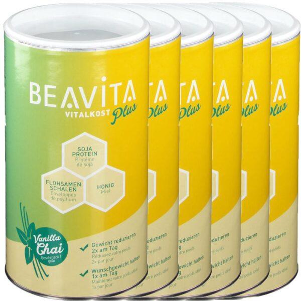 BEAVITA Profi Diät-Paket, Vanilla Chai