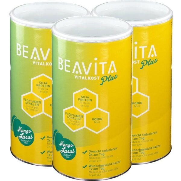 BEAVITA Vitalkost Plus, Mango Lassi