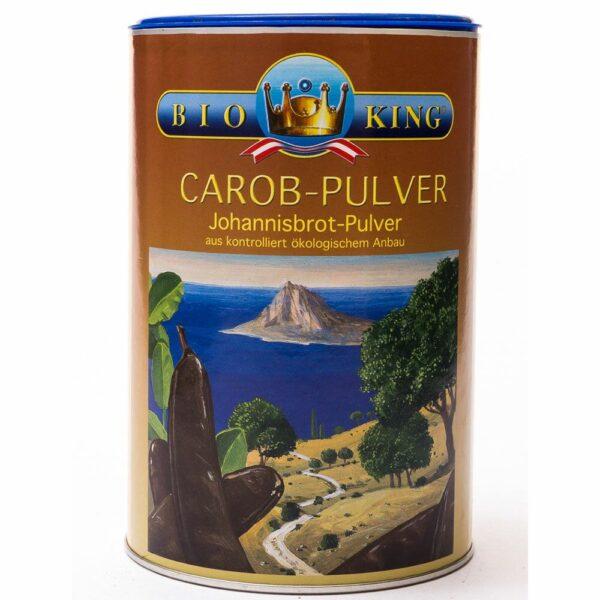 BIO KING CAROB PULVER