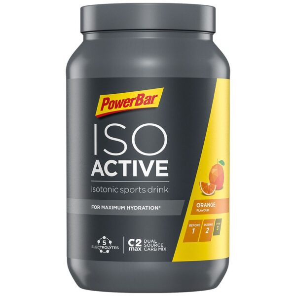 PowerBar® Isoactiv Orange