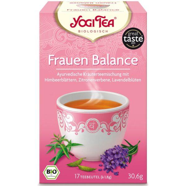 YOGI TEA® L'équilibre des femmes