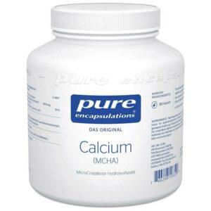 pure encapsulations® Calcium (MCHA)