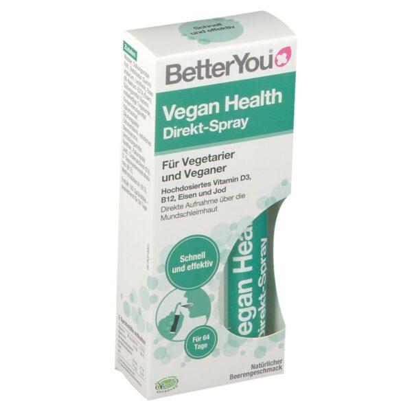 BetterYou® Vegan Health Direkt-Spray