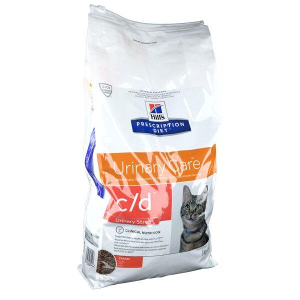 Hill's Prescription Diet™ Urinary Stress c/d Katzenfutter mit Huhn