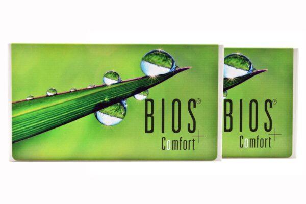 Bios Comfort 2 x 6 Monatslinsen
