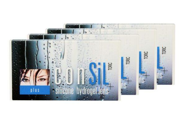 ConSiL plus Toric 4 x 6 Monatslinsen