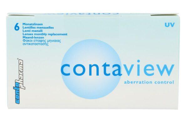 Contaview aberration control UV 6 Monatslinsen