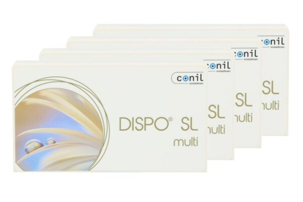 Dispo SL Multi 4 x 6 Monatslinsen