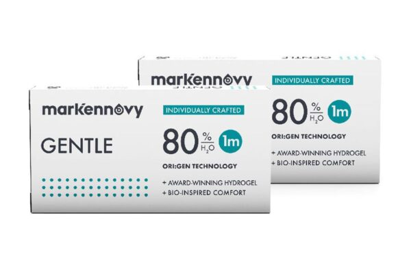 Gentle 80 Monthly Multifocal Toric 2 x 3 Monatslinsen