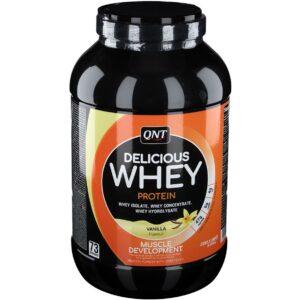 QNT Whey Protein Pulver Vanille