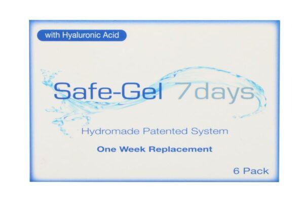 Safe-Gel 7days 6 Wochenlinsen
